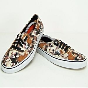 Vans Off The Wall Cats Kitties SPCA Sneaker Shoes
